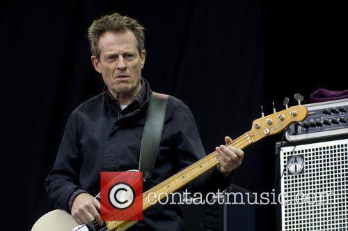 John Paul Jones  Leeds Festival at Bramham...