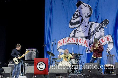 Seasick Steve and John Paul Jones 2