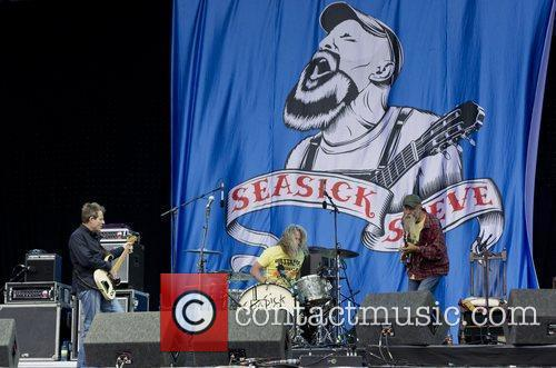 Seasick Steve and John Paul Jones 3