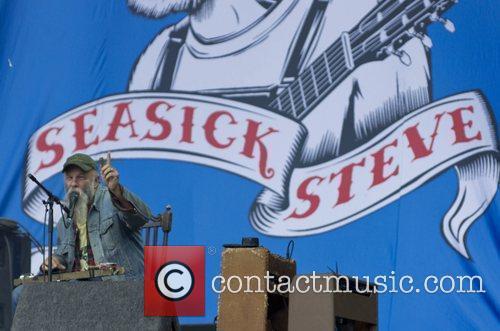 Seasick Steve  Leeds Festival at Bramham Park...