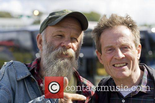 Seasick Steve and John Paul Jones 1