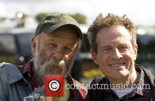 Seasick Steve and John Paul Jones 4