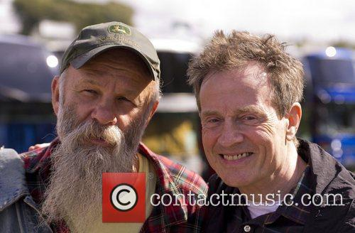 Seasick Steve and John Paul Jones 5