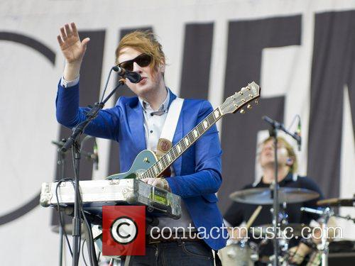 Two Door Cinema Club, Leeds & Reading Festival