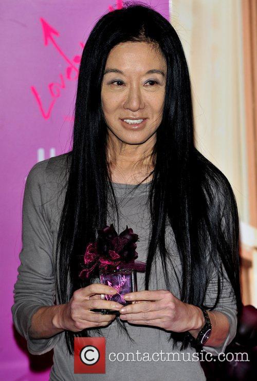 The launch of 'Vera Wang Lovestruck' at Harrods