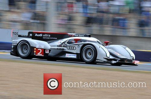 Le Mans 24 Hours race - Qualifications Day