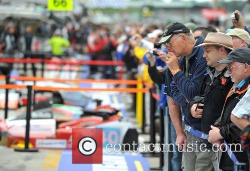 Le Mans 24 Hours race - Public Day