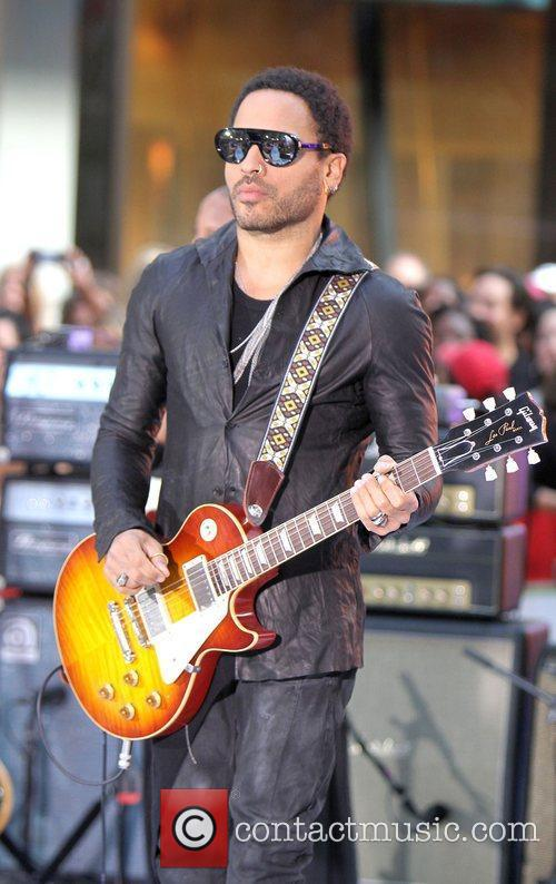 Performing live at Rockefeller Center as part of...