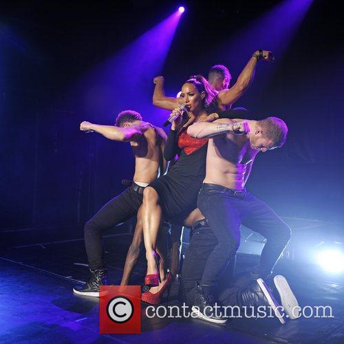 Leona Lewis  performing live at G-A-Y London,...