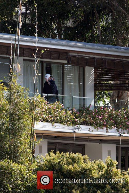 Leonardo DiCaprio has rented a secluded mansion on...