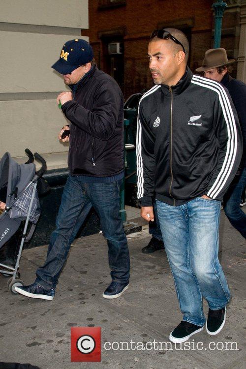 Leonardo Dicaprio and Lukas Haas 3