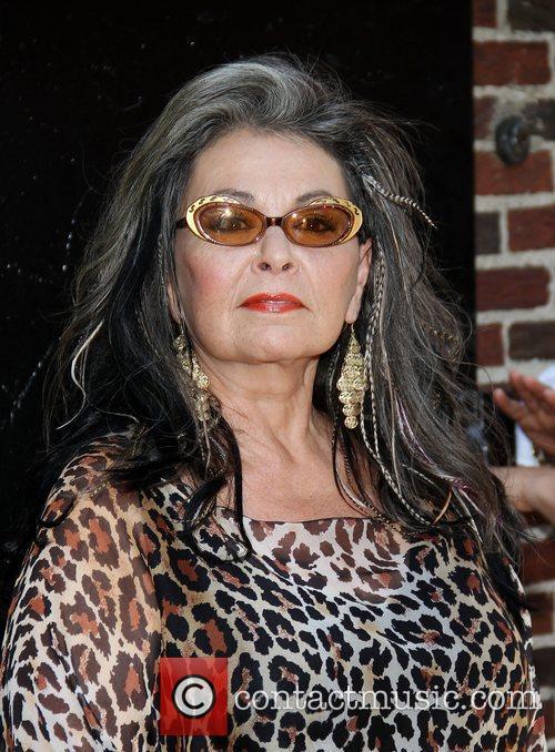 Roseanne Barr Letterman