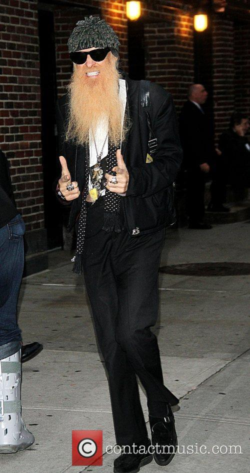 Billy Gibbons, Ed Sullivan, The Late Show With David Letterman and Zz Top 3