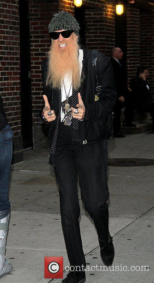 Billy Gibbons, Ed Sullivan, The Late Show With David Letterman and Zz Top 4