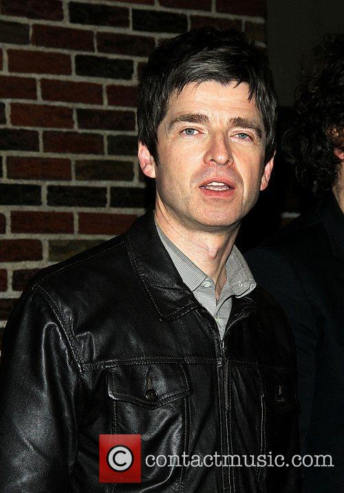 Noel Gallagher, Ed Sullivan and The Late Show With David Letterman 6