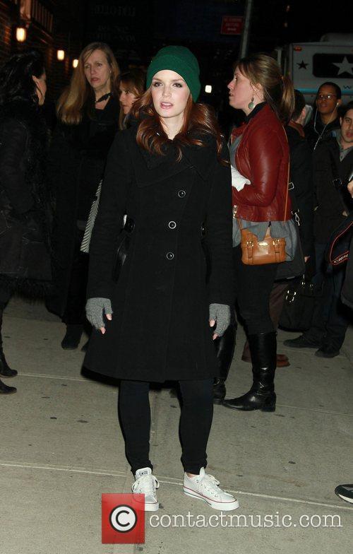 Jennifer Damiano as Mary Jane Watson 'The Late...
