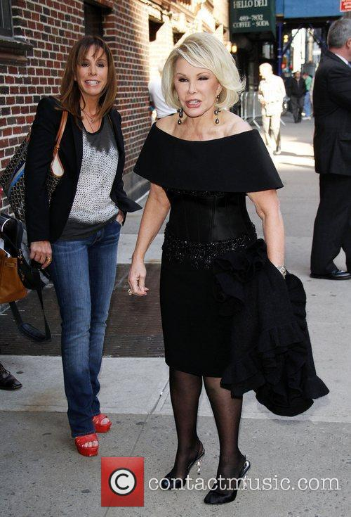 Melissa Rivers and Joan Rivers 2