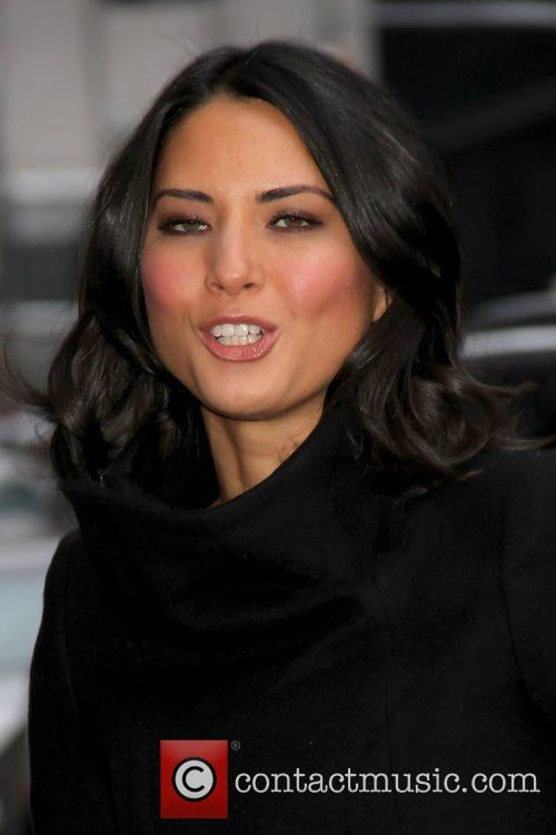 Olivia Munn, Ed Sullivan, The Late Show With David Letterman