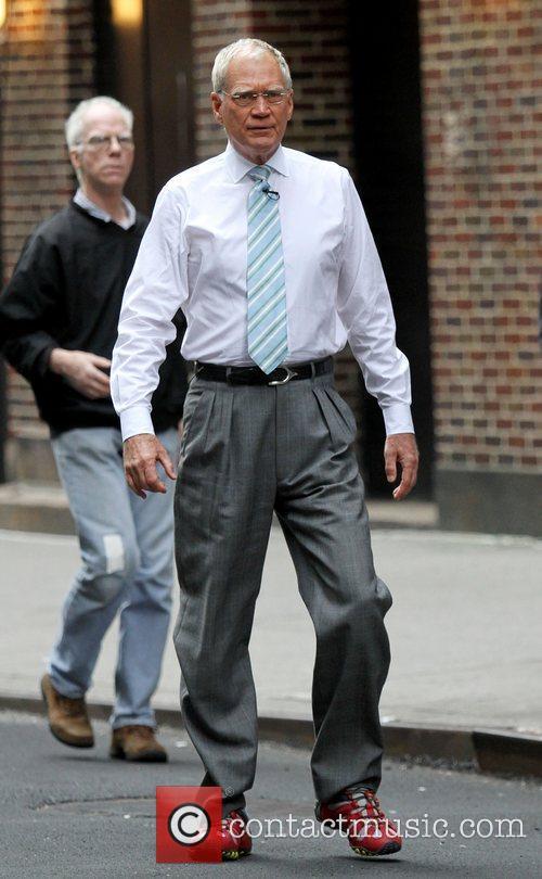 David Letterman 12