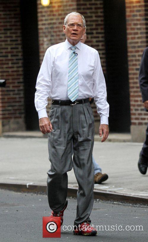 David Letterman 14