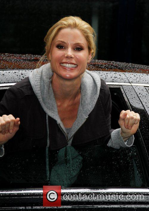 Julie Bowen  'The Late Show with David...