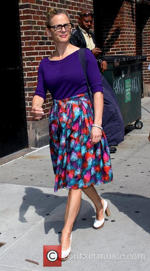 Amy Sedaris 'The Late Show with David Letterman'...