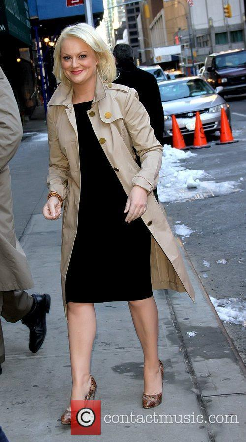 Amy Poehler 'The Late Show with David Letterman'...