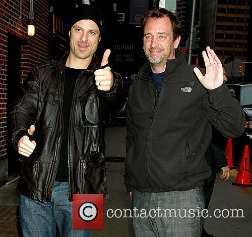 Matt Stone and Trey Parker 'The Late Show...