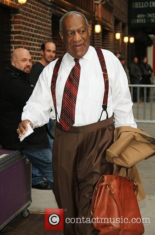 Bill Cosby, Late Night With David Letterman