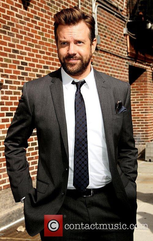 Jason Sudelkis 'The Late Show with David Letterman'...