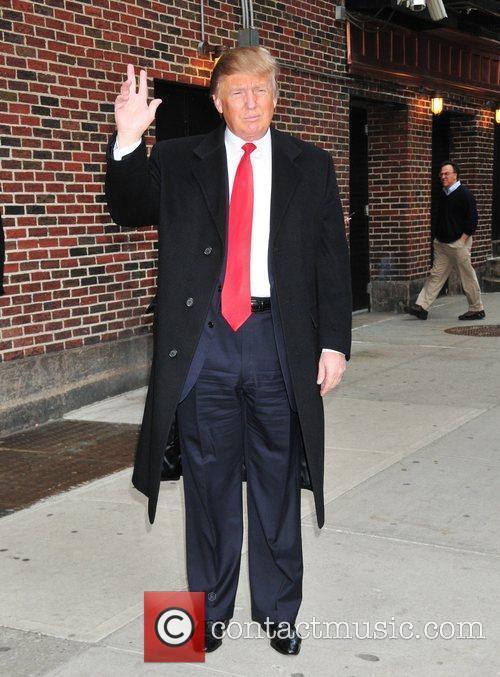 Donald Trump and Ed Sullivan 12