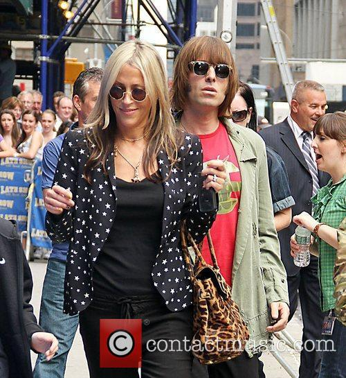 Nicole Appleton and Liam Gallagher 4