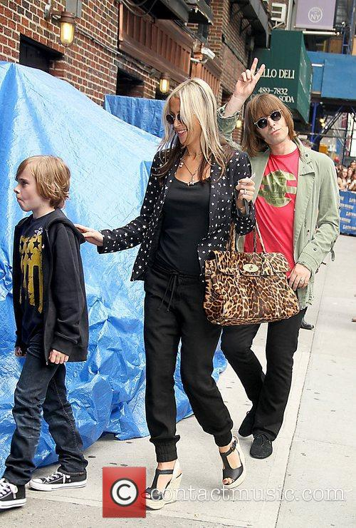 Nicole Appleton and Liam Gallagher 5