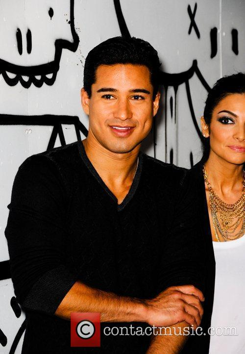 Mario Lopez Lexington Social House Grand Opening -...