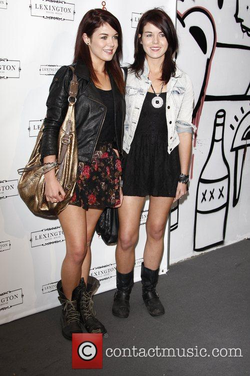 Jade Ramsey, Nikita Ramsey  Lexington Social House...