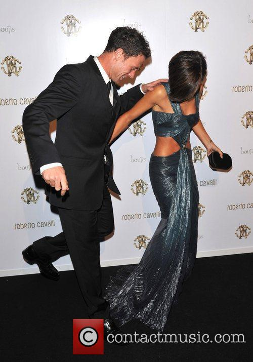 Frankie Sandford, Wayne Bridge and London Fashion Week 5