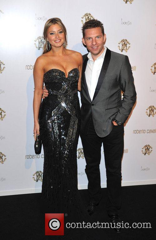 Holly Valance and Nick Candy London Fashion Week...