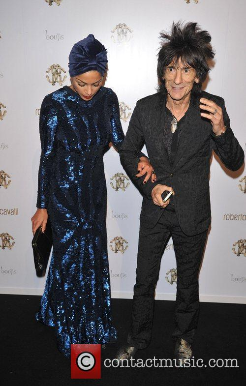 Ronnie Wood and London Fashion Week 5