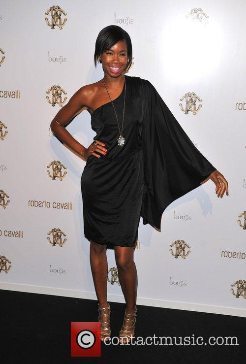 Talulah Adeyemi and London Fashion Week 6