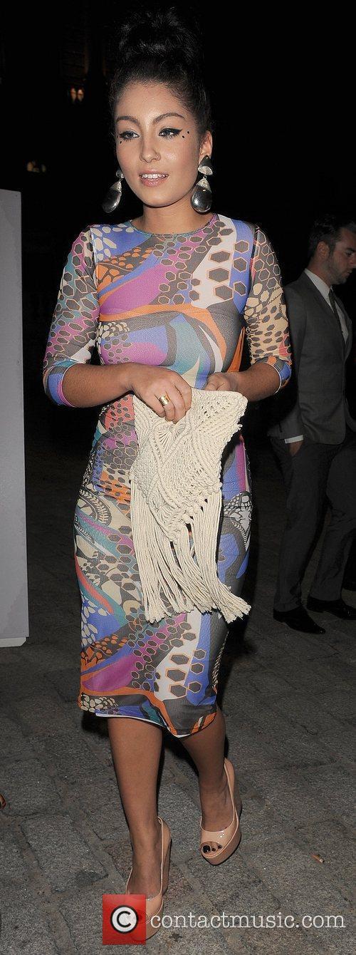 Yasmin and London Fashion Week 3