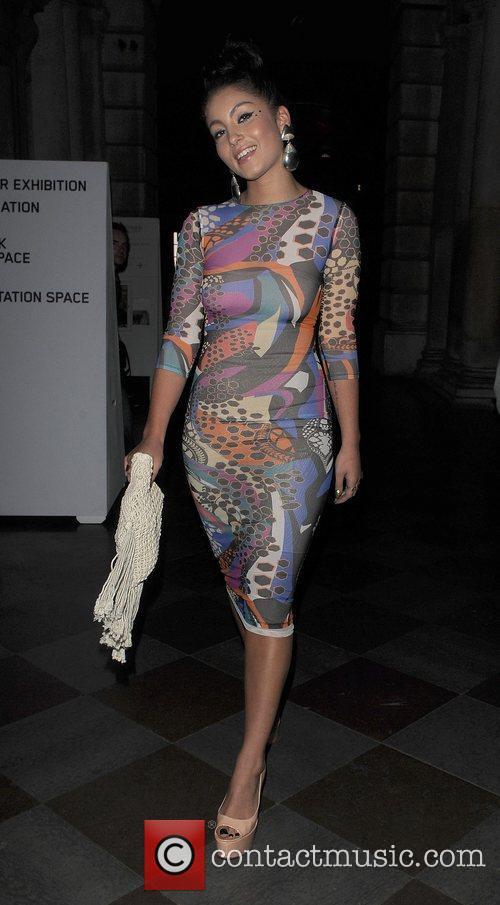 Yasmin and London Fashion Week 8
