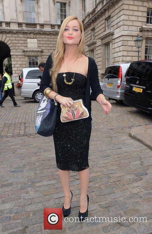 London Fashion Week Spring/Summer 2012 - Amanda Wakeley...