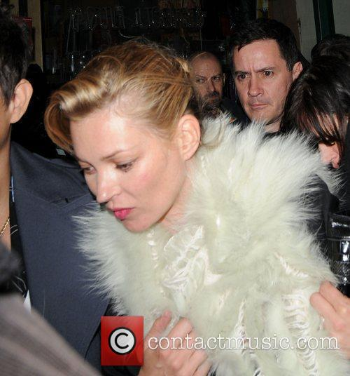 Kate Moss and London Fashion Week 10