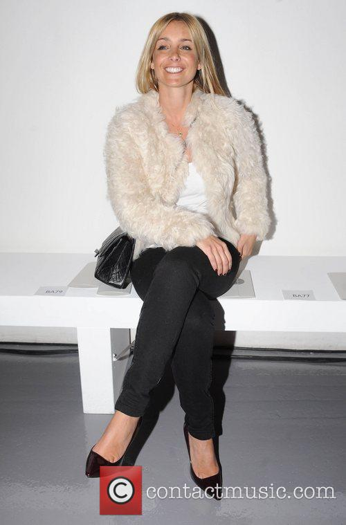 London Fashion Week A/W 2011 - Aquascutum -...