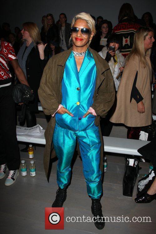 M.i.a and London Fashion Week 4