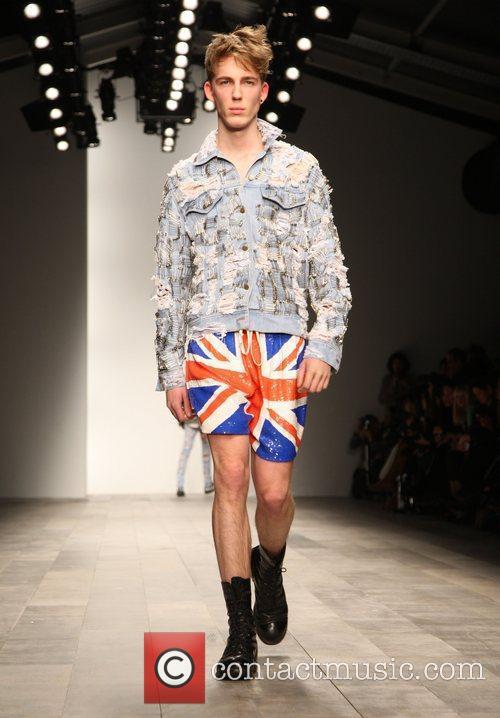 London Fashion Week A/W 2011 - Ashish -...