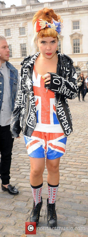 Paloma Faith and London Fashion Week 13