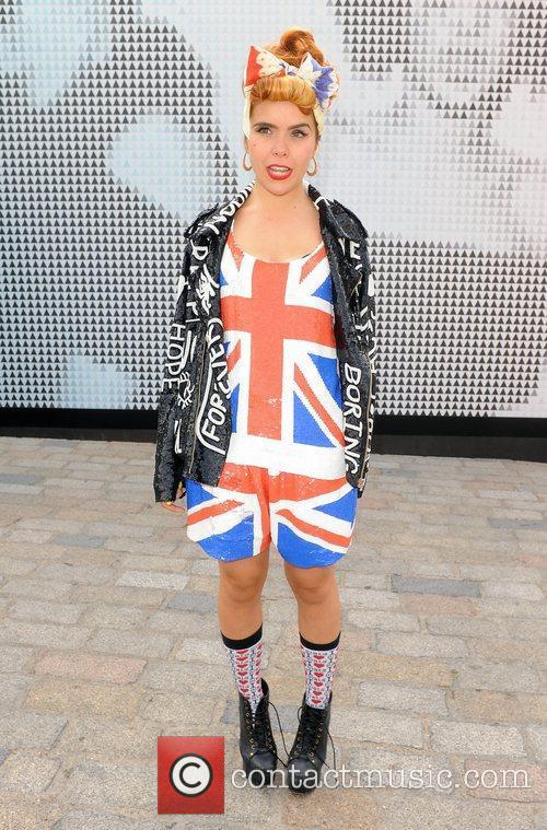 Paloma Faith and London Fashion Week 10