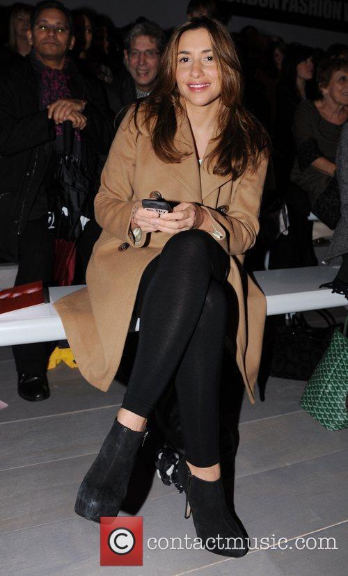 Melanie Blatt London Fashion Week A/W 2011 -...