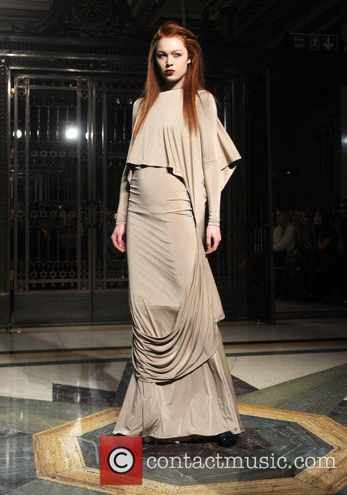 London Fashion Week Autumn/Winter 2011 - BodyAmr -...